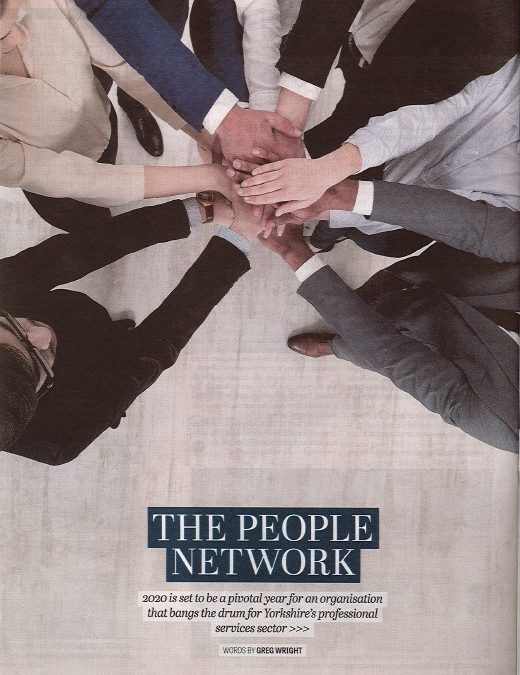 The People Network – Yorkshire Vision feature Feb 2020